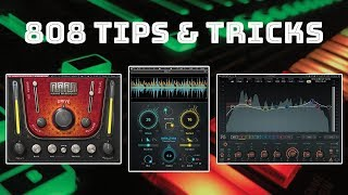 How to Get Harder Hitting 808 Kicks in Your Tracks