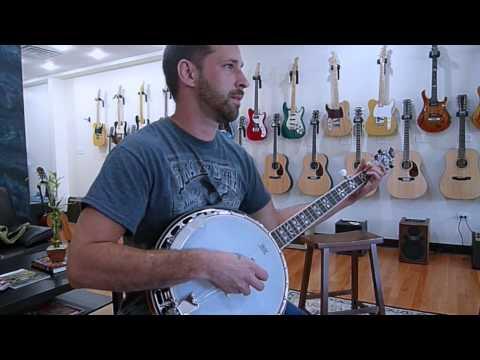 Recording King Banjo