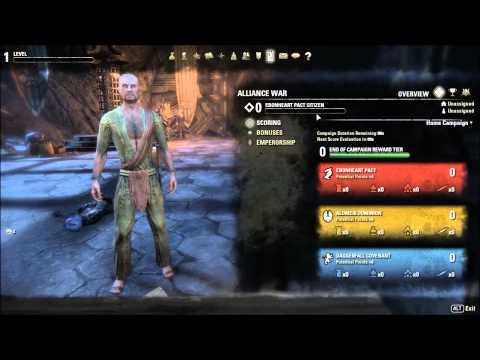 Elder Scrolls Online First Look!