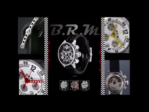 BRM - Bernard Richards manufacture