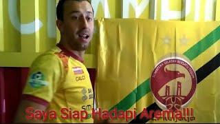 Video Goran: Saya Tak Sabar Hadapi Arema MP3, 3GP, MP4, WEBM, AVI, FLV Juli 2018