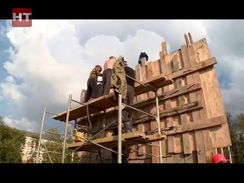 Губернатор Сергей Митин проинспектировал строительство социально значимых объектов в Окуловском и Боровичском районах