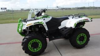 5. SALE $10,999:  2016 Arctic Cat MudPro 1000 Special Edition Overview and Review