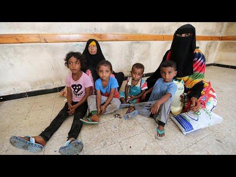 Υεμένη: Το νέο μέτωπο προκαλεί περισσότερους εκτοπισμένους…