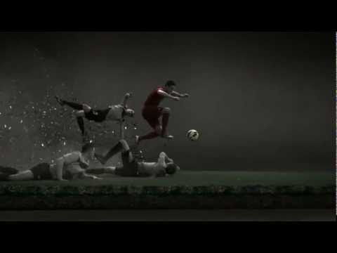 Nike_Mercurial_Video - http://www.footy-boots.com/nike-mercurial-vapor-ix-32954/ Witness the trail of carnage as Cristiano Ronaldo and the new Nike Mercurial Vapor IX explode towar...