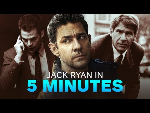 Jack Ryan in Five Minutes