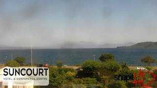 Taupo Webcam Thursday 4th March 2010