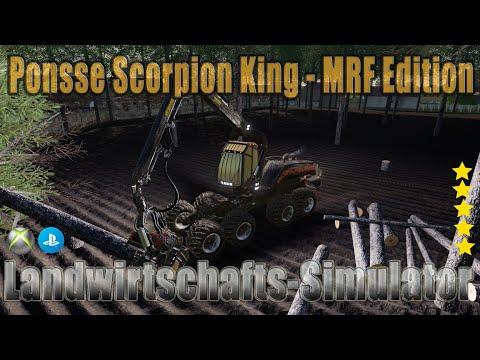 Ponsse Scorpion King - MRF Edition v1.0.2.0