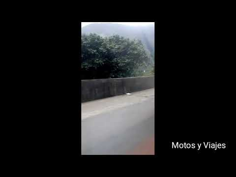 ¡ Impactante! Puente se derrumba en Colombia (VIDEO)