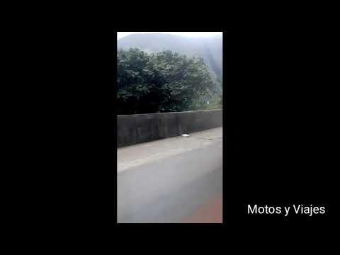 ¡ Impactante! Puente se derrumba en Colombia (VIDEO)