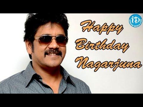 Manam Nagarjuna Happy Birthday Special