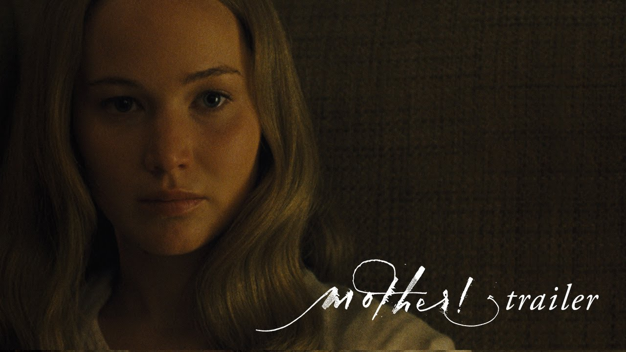 Jennifer Lawrence Goes Crazy in Darren Aronofsky's Psychological Horror-Thriller 'Mother!' (Trailer) with Javier Bardem