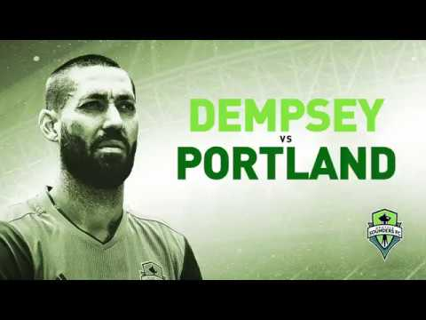 Video: Clint Dempsey is ready for the Portland Timbers