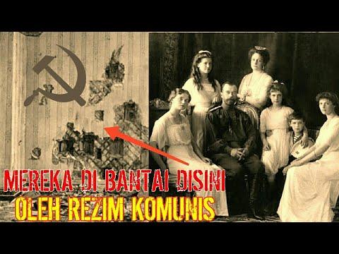 KISAH TRAGIS!! Kekejaman Komunis Terhadap Keluarga Tsar Terakhir Rusia #PJalanan