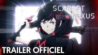 Scarlet Nexus - Bande annonce