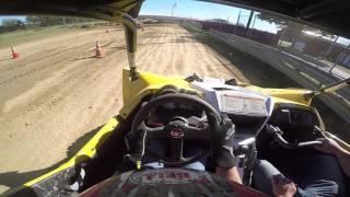 8. Yamaha YXZ1000R Drivers Seat POV - Demo Rip