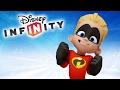 Jogando Com Flecha Disney Infinity Play Set Os Incrivei