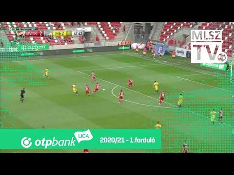 1. forduló: DVTK - Mezőkövesd 2-1 (2-1)