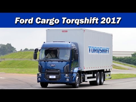 FORD CARGO TORQSHIFT 2017