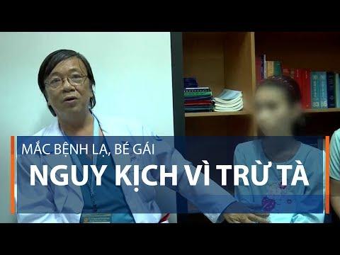 Mắc bệnh lạ, bé gái nguy kịch vì trừ tà | VTC1 - Thời lượng: 86 giây.