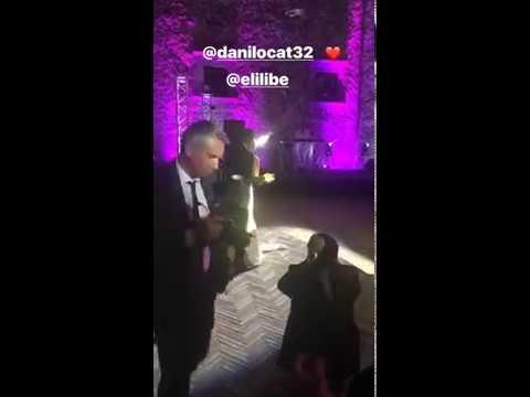Cataldi sposo… con Bernardeschi testimone!