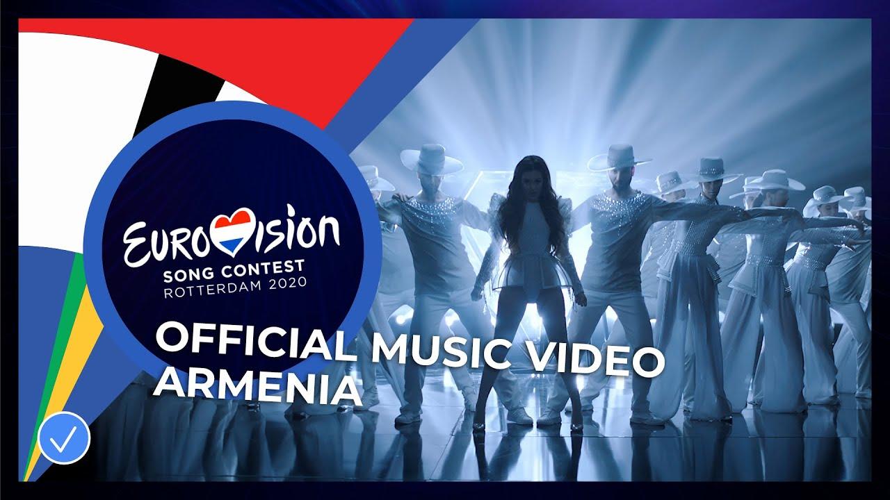 Athena Manoukian - Chains On You (Armeenia 2020)
