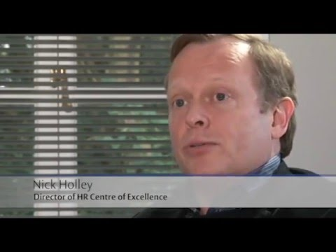 Henley Centre for HR Excellence, Nick Holley video thumbnail