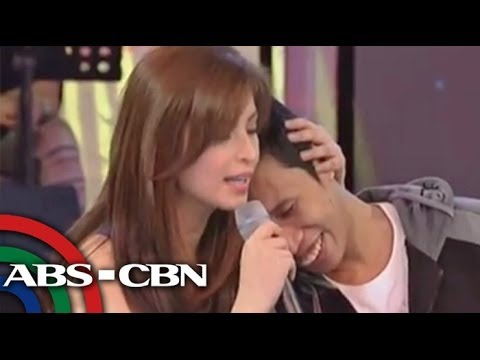 Gandang Gabi Vice: Angel Locsin Does 'PDA' With Vice Ganda