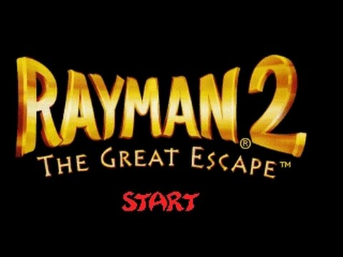 rayman 2 - the great escape nintendo 64 rom