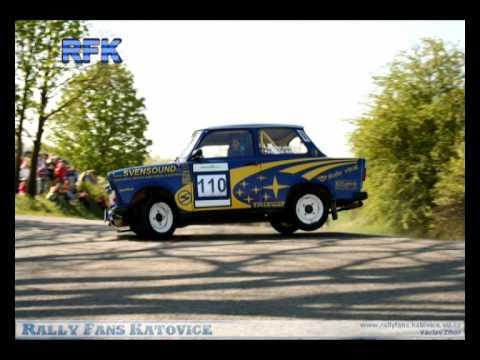 Krtek Racing Team, Trabant Subaru - Rallye Cup 2009