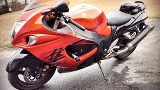 10. 2008 Suzuki Hayabusa - Walkaround Video (4075)