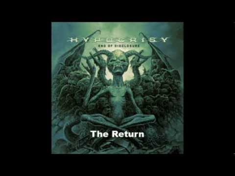 Tekst piosenki Hypocrisy - The Return po polsku