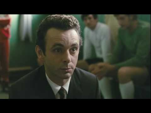 Clip from The Damned United - Clough talks to his Derby team before facing Leeds