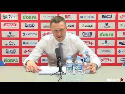 """""""Betsafe–LKL"""" komentarai: """"Juventus"""" - """"Pieno žvaigždės"""" [2019-04-17]"""