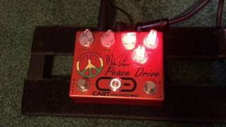 Mike Zito's updated demo of his signature Peace Drive -