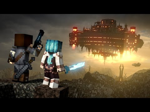 Worlds Apart (Minecraft Animation)