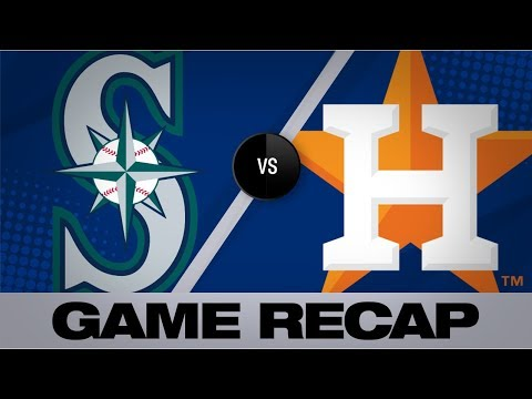 Video: Astros rout Mariners for four-game sweep | Mariners-Astros Game Highlights 9/8/19