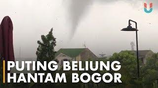 Video Kota Bogor Porak Poranda Dihantam Puting Beliung MP3, 3GP, MP4, WEBM, AVI, FLV Desember 2018