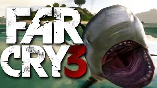 Video Far Cry 3 Funny Moments (ManEater Shark, Highest Point, Reset Outposts) MP3, 3GP, MP4, WEBM, AVI, FLV Desember 2018
