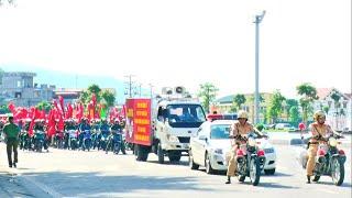 Thành phố Uông Bí ra quân hưởng ứng ngày quốc tế phòng chống ma túy và ngày toàn dân phòng chống ma túy