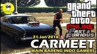 Nonton Fast And Furious 10     Gta V Online Car Meet    Yg Mau Join Lagi Yoook Film Subtitle Indonesia Streaming Movie Download