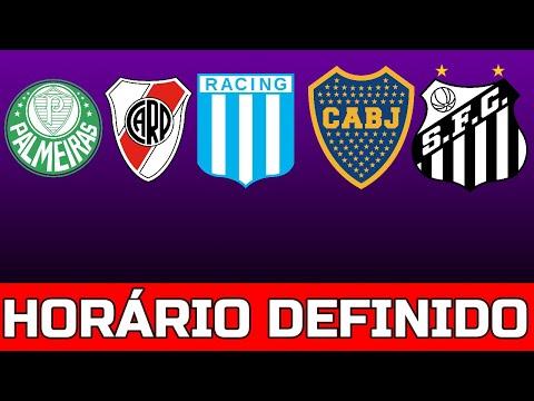 Conmebol define datas e horários das semifinais da Libertadores 2020