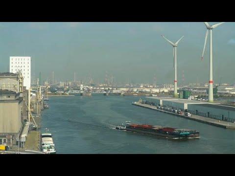 Αμβέρσα: Το μεγάλο λιμάνι ανησυχεί για τους δασμούς Τραμπ…