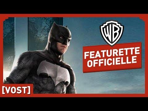 Justice League - Batman - Featurette Officielle (VOST)