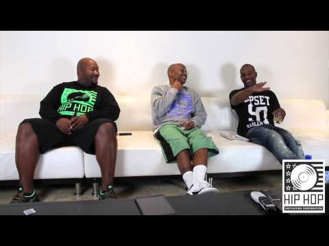 "Damon Dash ""Paid In Full"" Cam'ron"