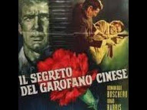BRAD HARRIS in SECRET of the CHINESE CARNATION, 1963. Euro-Spy. FULL movie.