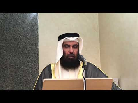 الشيخ حمد السنان: ترك النهي عن المنكر فيه السبيل إلى الطرد من رحمة الله تعالى