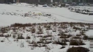 Зима на дельтадроме #8