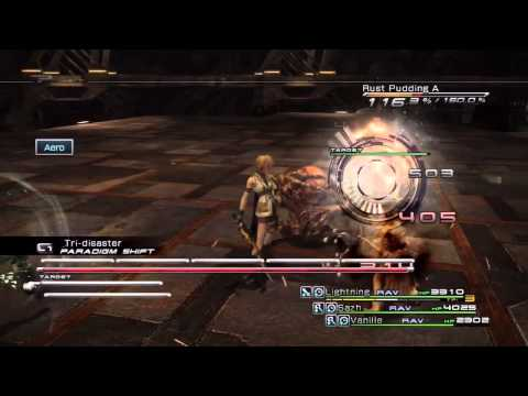 Let's Play Final Fantasy XIII #064 - Fraggle Rock (HCBailly)