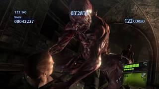 Just some Catacombs Mercenaries No Mercy Gameplay using Jake Muller
